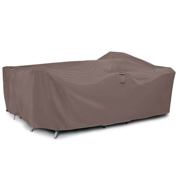 Delridge Patio Heavy Duty Large Waterproof Furniture Set Cover Patio/BBQ/Table